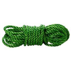 Lina skręcana polipropylenowa Diall 10 mm x 50 m zielona