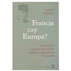 Francja czy Europa (opr. miękka)
