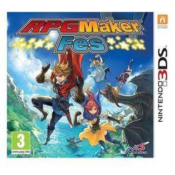 RPG Maker Fes - Nintendo 3DS - RPG