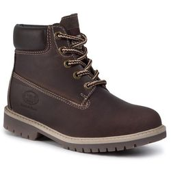 Trapery DOCKERS - 43RN702-400360 Crazy Horse Chocolate
