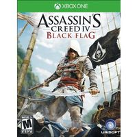 Gry na Xbox One, Assassin's Creed 4 Black Blag (Xbox One)