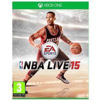 Gry na Xbox One, NBA Live 15 (Xbox One)