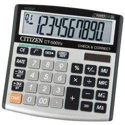Kalkulator Citizen CT-500V II - Rabaty - Porady - Hurt - Negocjacja cen - Autoryzowana dystrybucja - Szybka dostawa.
