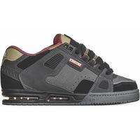 Męskie obuwie sportowe, buty GLOBE - Sabre Charcoal-Black-Iron (15294) rozmiar: 42.5