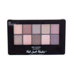 Revlon Colorstay Not Just Nudes cienie do powiek 14,2 g dla kobiet 02 Romantic Nudes