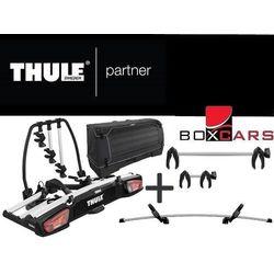 Bagażnik rowerowy na hak Thule 939 VeloSpace xt pełen pakiet