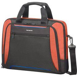 "Samsonite Kleur torba na ramię na laptopa 15,6"" / na tablet 10,1"" / pomarańczowo-szara - Orange / Anthracite"