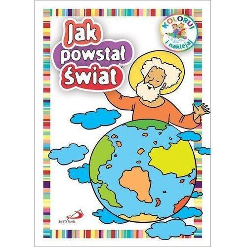 Książki dla dzieci, Jak powstał świat - Praca zbiorowa (opr. broszurowa)