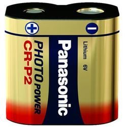 Panasonic Lithium Photo CR-P2PL/1B