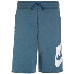 Nike Performance ALUMINIUM Krótkie spodenki sportowe industrial blue/legion blue