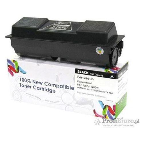 Tonery i bębny, Toner CW-K160N Czarny do drukarek Kyocera (Zamiennik Kyocera TK-160) [2.5k]