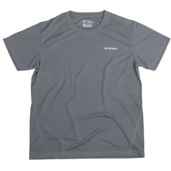 Koszulka Spokey Becool 20 man grey - Szary