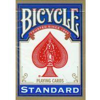Gry dla dzieci, Bicycle Rider Back Standard Talia kart