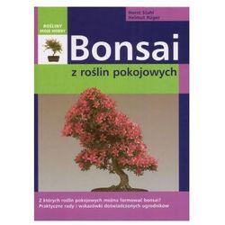 Bonsai z roślin pokojowych (opr. twarda)
