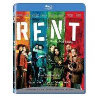 Filmy muzyczne, Rent (Blu-Ray) - Chris Columbus DARMOWA DOSTAWA KIOSK RUCHU