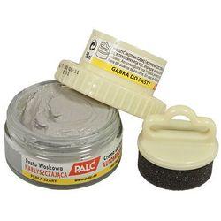 PALC pasta słoik 50 ml perła szary, pasta samopołyskowa w kremie z aplikatorem - Perła szary