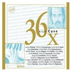 36 x Nick Cave - Nick Cave