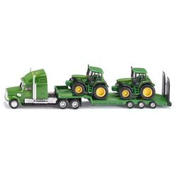 Siku Farmer - Ciężarówka z naczepą + 2 traktory