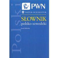 Słowniki, encyklopedie, Słownik polsko-szwedzki (opr. miękka)
