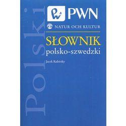 Słownik polsko-szwedzki (opr. miękka)