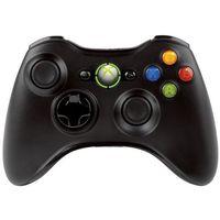 Gamepady, Kontroler MICROSOFT Xbox 360 Czarny