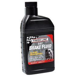 WYPRZEDAŻ Płyn hamulcowy Finish Line Brake Fluid DOT 5.1 240 ml