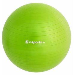 Piłka gimnastyczna inSPORTline Top Ball 75 cm - Kolor Zielony