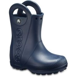 Crocs HANDLE IT RAIN BOOT KIDS Kalosze navy