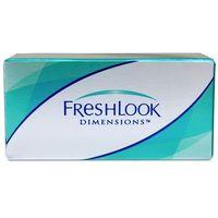 Soczewki kontaktowe, FreshLook Dimensions 6szt.