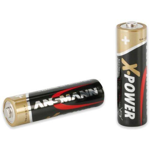 Baterie, Bateria ANSMANN X-Power LR-6 (4 szt.)