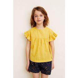 Mango Kids - Bluzka dziecięca Betta 110-164 cm
