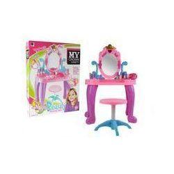 Toaletka dla księżniczki z lustrem