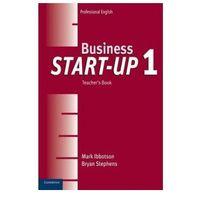 Książki do nauki języka, Business Start Up 1 TB (opr. miękka)