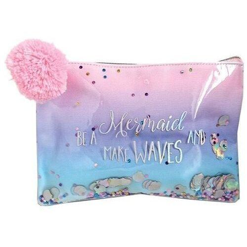 Pozostałe artykuły szkolne, Kosmetyczka Mermaid