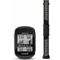 Nawigacja turystyczna, Garmin nawigacja rowerowa Edge 130 Plus HR Bundle