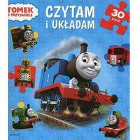 Książki dla dzieci, Tomek i przyjaciele Czytam i układam (opr. kartonowa)