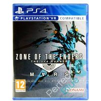 Gry na PlayStation 4, Zone of the Enders The 2nd Runner (PS4)
