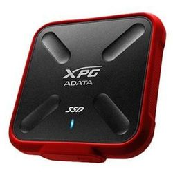Dysk zewnętrzny ADATA XPG SD700X 256GB Czerwony (ASD700X-256GU3-CRD)
