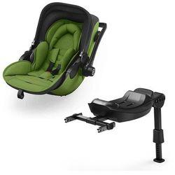 Kiddy Fotelik samochodowy Evoluna i-Size 2 + Isofix Baza 2 Cactus Green - BEZPŁATNY ODBIÓR: WROCŁAW!