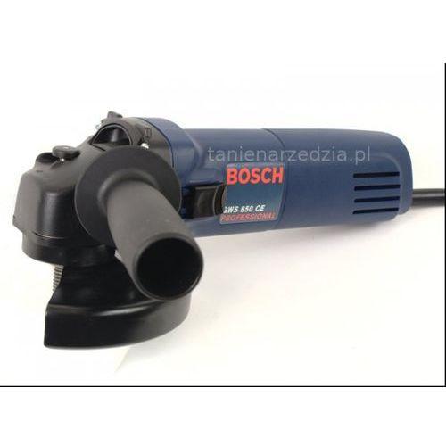 Szlifierki i polerki, Bosch GWS 850 CE