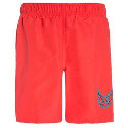 Nike Performance SOLID SWOOSH Szorty kąpielowe bright crimson