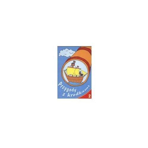 Książki dla dzieci, Przygody z kredkami 2 (opr. miękka)