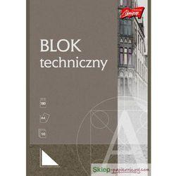 Blok techniczny A4 [10 szt.]
