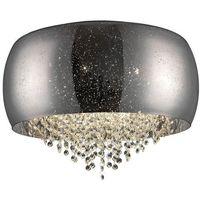 Lampy sufitowe, Plafon VISTA C0076-06K SILVER - Zuma Line - Zapytaj o kupon rabatowy