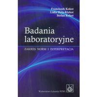 Leksykony techniczne, Badania laboratoryjne (opr. miękka)