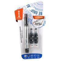 Markery, Marker do tablic such. + 2 ampułki czarny MemoBe