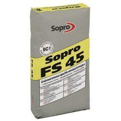 SOPRO FS 45- szpachla samopoziomująca, grubowarstwowa, 25 kg ()