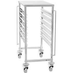 Wózek transportowy - 160 kg - 6 x GN 1/1