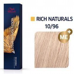 Wella Koleston Perfect ME+   Trwała farba do włosów 10/96 60ml