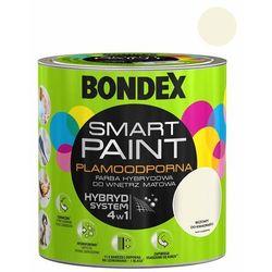 Farba hybrydowa Bondex Smart Paint beżowy do kwadratu 2,5 l